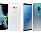 Galaxy S9 and Galaxy Note 9 users will get the One UI 2.1 update soon