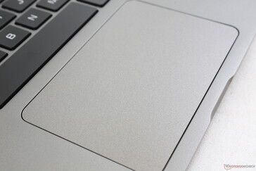 Touchpad cursor control tends to stick or jump when gliding a finger at slow speeds