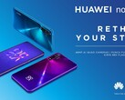 The Huawei Nova 5T is coming to Europe. (Source: Huawei)