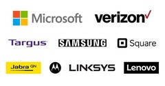 Qualcomm's Small Business Accelerator Program partners. (Source: Qualcomm)