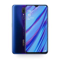 Flourite Purple color option (Source: OPPO)