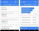 Google AdSense Android app (Source: Google Play)