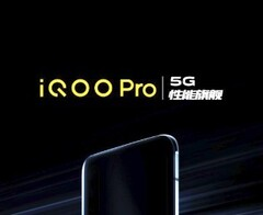 The iQOO Pro 5G may be the next Snapdragon 855 Plus phone. (Source: iQOO)