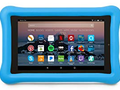 The Amazon Fire 7 Kids Edition is a tablet designed for kids. (Image via Amazon)