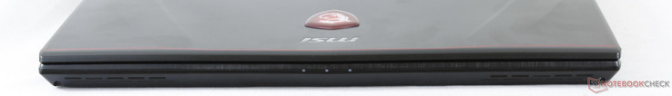 Front: No connectivity