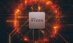 A 16-core Ryzen 3000 CPU has allegedly been benchmarked. (Image source: AMD)