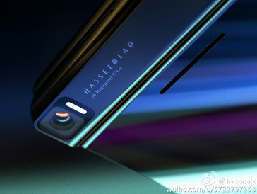 The device in these renders shows off a Hasselblad branded camera. (Source: Weibo)