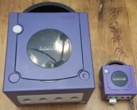 This is what a mini GameCube should look like. (Image source: BitBuilt/Madmorda)