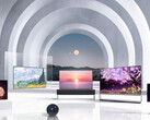 Over 70 LG TVs have gained the Fine Tune Dark Areas in new updates. (Image source: LG)