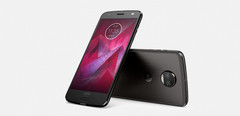 The Moto Z2 Force. (Source: Lenovo)