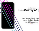 Samsung Galaxy A6 lineup now official