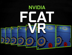 Benchmarking VR games is more straightforward with Nvidia's new tool. (Source: Nvidia)
