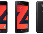 The new Samsung Z4. (Source: Samsung)
