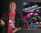 T-Mobile CEO John J. Legere (Source: T-Mobile)