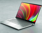 HP Envy 14 offers a highly color-accurate display. (Image Source: HP)