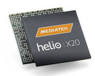 Helio X20 SoC troubled by overheating