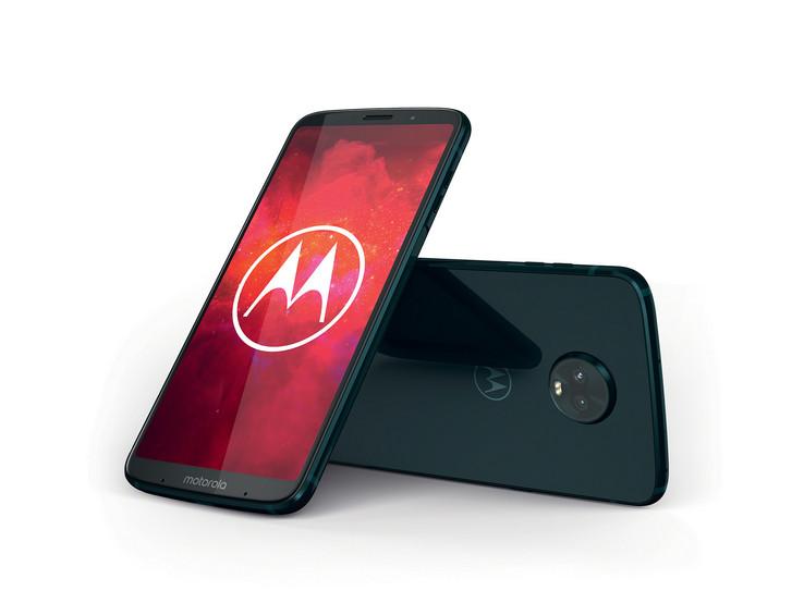 204b44012 Motorola Moto Z3 Play Smartphone Review - NotebookCheck.net Reviews
