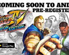 Street Fighter IV Champion Edition for Android pre-registration banner (Source: Capcom Mobile)
