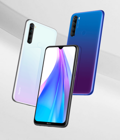 The Redmi Note 8T is one of the final devices to receive MIUI 12. (Image source: Xiaomi)