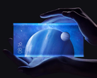The Xiaomi Mi Mix 4 or Mi Mix 2020 could have a similar wraparound display to the Mi Mix Alpha. (Image source: Xiaomi)