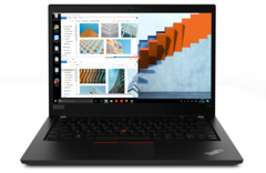 The upcoming Lenovo ThinkPad T14 will feature AMD Ryzen PRO 4000 chips as an option. (Image source: Lenovo)