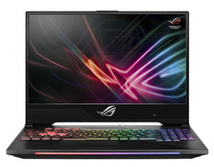Asus will be updating most of its gaming laptops with thin bezel displays this year. (Source: X-Kom.pl)