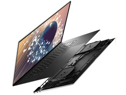 Dell XPS 15 9500 with large 16:10 display