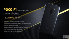 The Armored Edition retails for just as much as the base variant of the Asus Zenfone 5Z. (Source: Xiaomi)