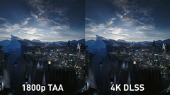 DLSS is a technology that takes upscales 1440p resolution to 4K using Turing's Tensor cores. (Source: TechSpot)