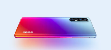 Some more teaser shots of the Reno3 Pro. (Source: OPPO)