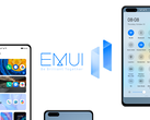 Huawei will supposedly replace EMUI 11 with EMUI 11.1, beginning next month. (Image source: Huawei)