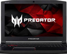 The Acer Predator Helios 300 aims to be the gamer's choice in the Indian market. (Source: Flipkart)