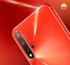 Huawei's teaser for the Nova 5 Pro. (Source: Weibo)