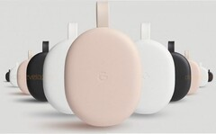 The Google Android TV dongle will apparently come in three colours. (Image source: XDA Developers)