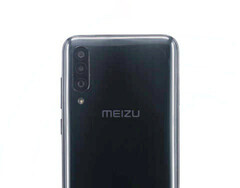 The Meizu 16Xs is rumored to get a 48 MP main sensor for its rear triple-cam setup. (Source: TENAA)