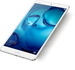 In review: Huawei MediaPad M3 Lite 8. Review unit courtesy of Huawei.