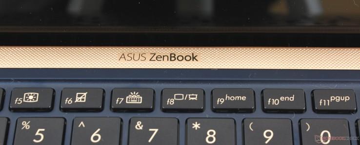 Asus ZenBook 13 UX333FA (i5-8265U) Laptop Review - NotebookCheck net