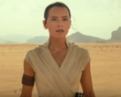 Rey as she appears in the first trailer for Star Wars Episode IX: The Rise of Skywalker (Source: Disney)