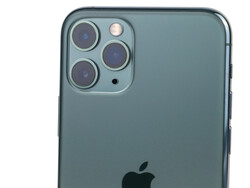 iPhone 11 Pro with triple-camera system