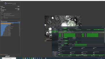 Cinebench R15 Multi @ 4.4 GHz