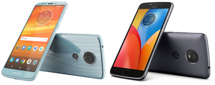 Leak shows Moto E5 Plus with dual camera setup ...