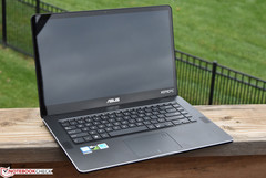 Asus ZenBook Pro 15 UX550 updated with Core i7-8750H CPU option