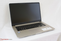The Asus VivoBook S15 S510UA is a low cost ZenBook alternative sporting thin bezels