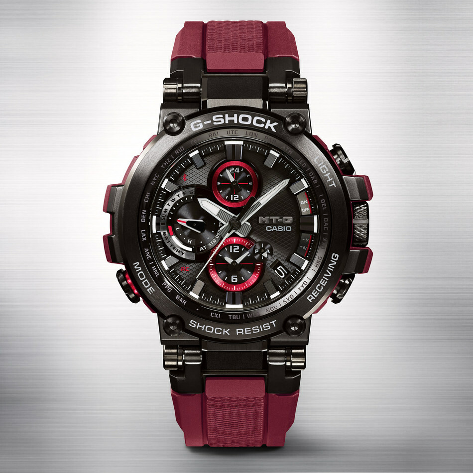 15865b155 Casio announces a new G-SHOCK MT-G connected watch with