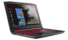 The Acer Nitro 5 series features affordable gaming laptops. (Image source: Shopee)