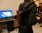 AMD teases Avalon mini PC VR backpack powered by two Li-ion battery packs