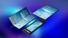 Samsung foldable smartphone could come with 6000 mAh battery and Snapdragon 855 - Notebookcheck.net
