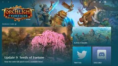 Torchlight Frontiers Alpha in the Arc client (Source: Own)