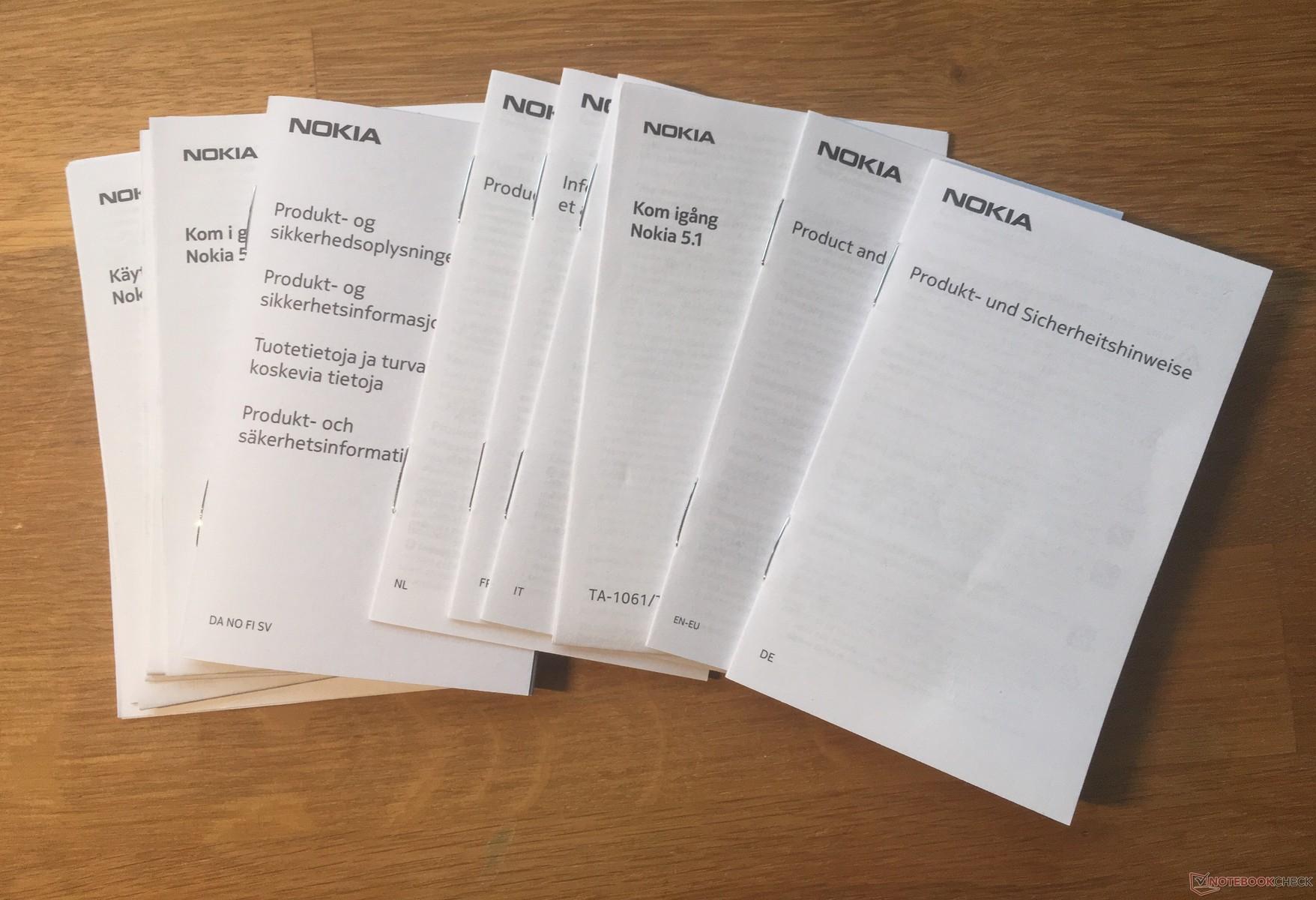 Nokia thesis work