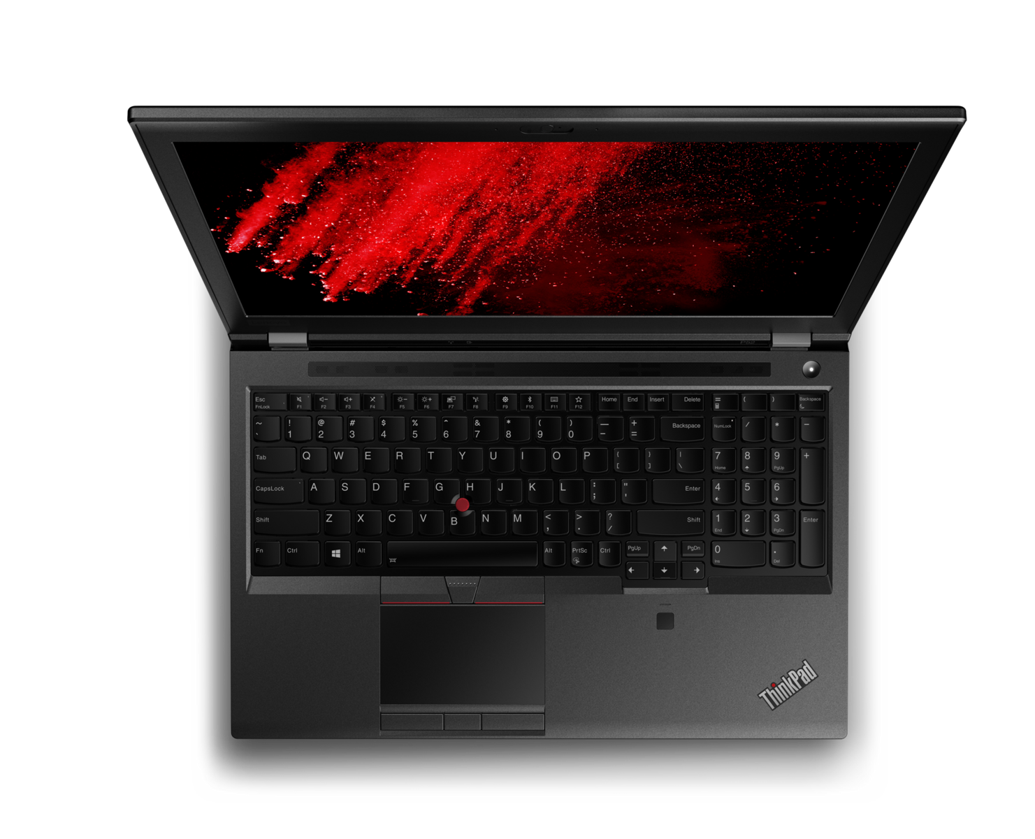 Update) Lenovo ThinkPad P52: First pictures and specs of the new